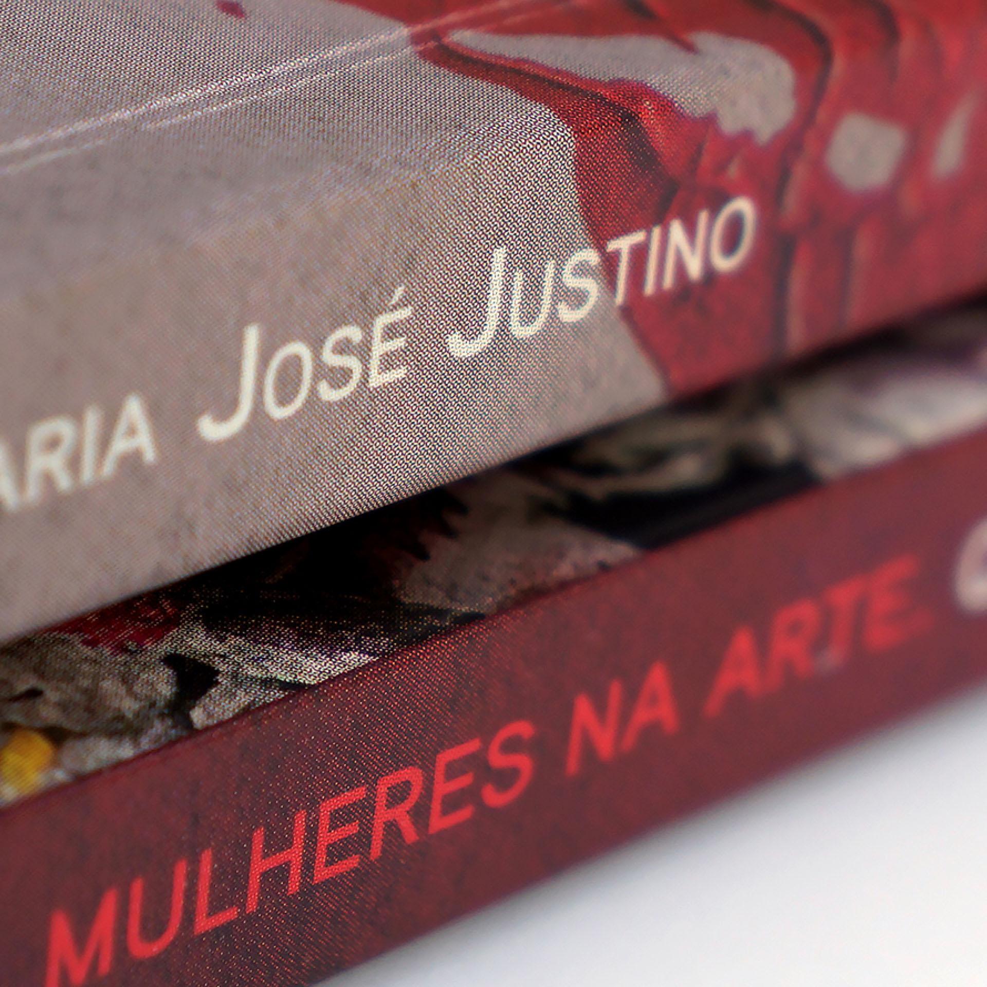 Maria Jose Livros Mulheres na Arte