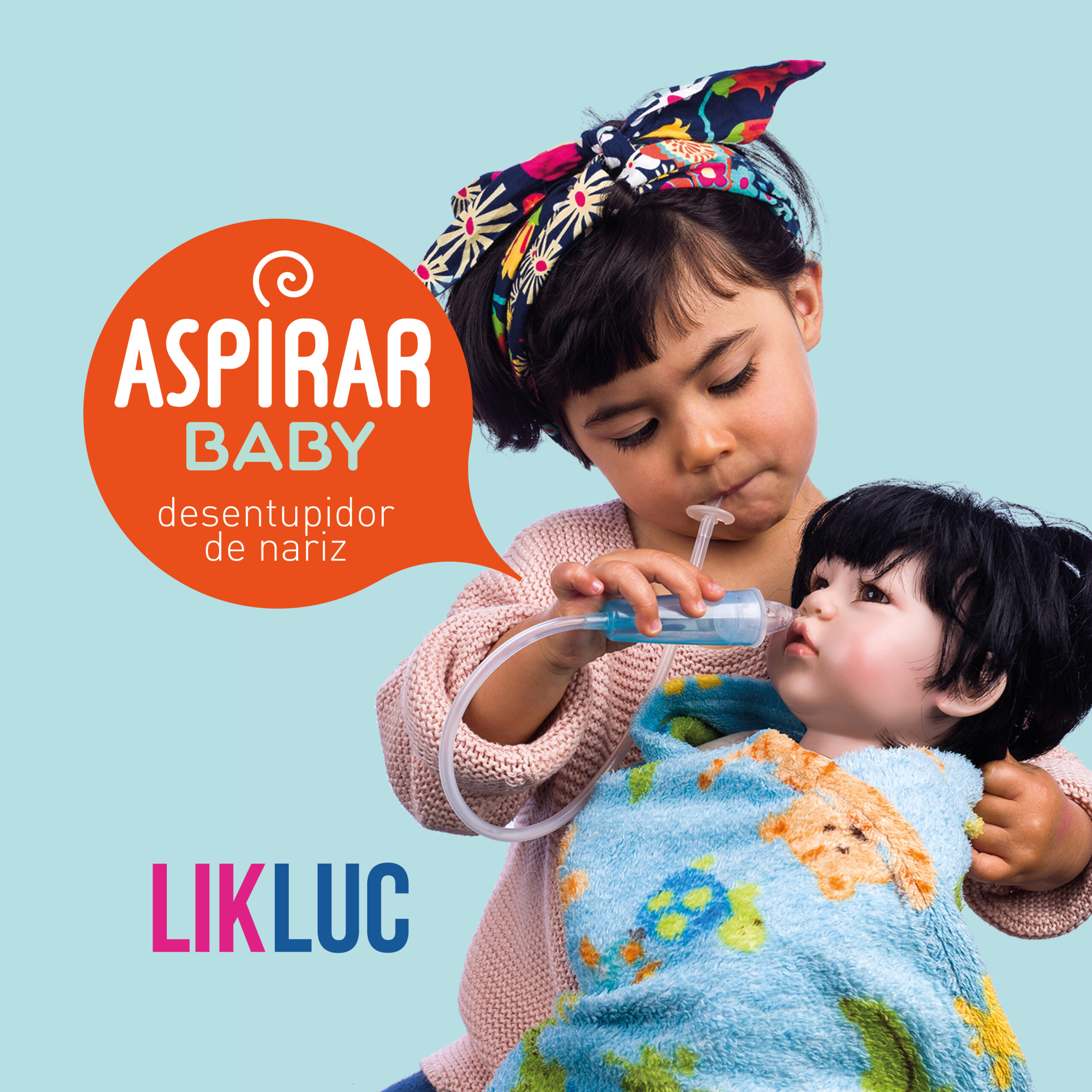 LikLuc Aspirar Baby